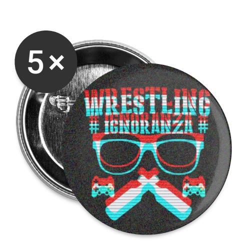 Spille Logo 2 - Confezione da 5 spille piccole (25 mm)