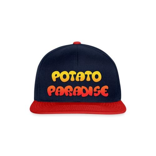 Title Snapback Hat - Snapback Cap