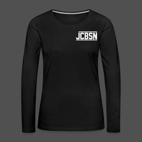 JCBSN Premium Langarmshirt - Damen - Frauen Premium Langarmshirt