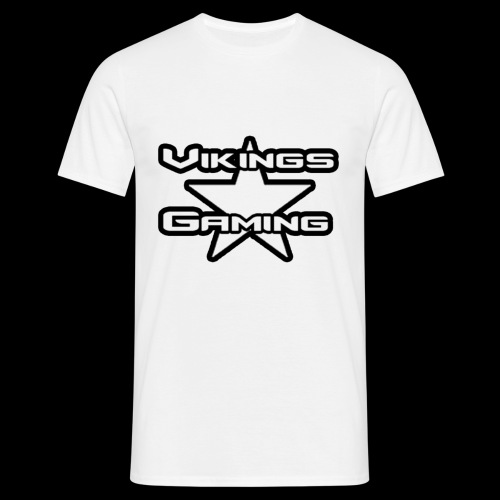 Vikings Gaming Shirt für Männer Normal - Männer T-Shirt