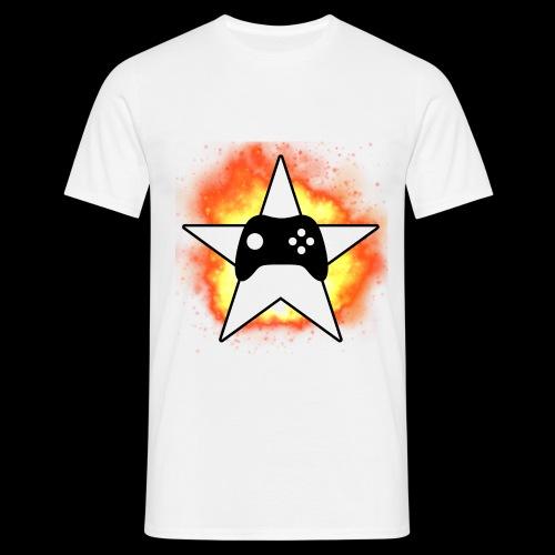 Vikings Zocker Shirt für Männer Normal - Männer T-Shirt