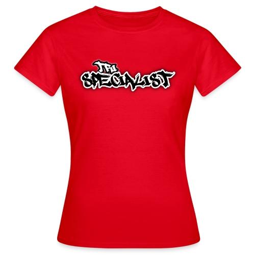 Tri-Specialist Woman's T-Shirt - Women's T-Shirt