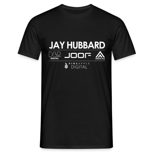 Jay Hubbard Labels Men T Shirt - Men's T-Shirt