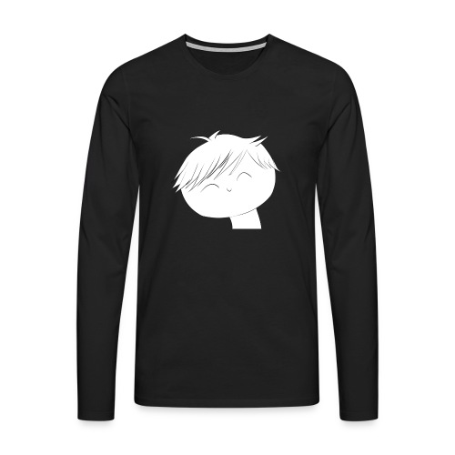 Long Sleeve BritzBlitz Logo - Men's Premium Longsleeve Shirt