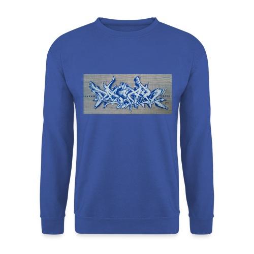 Daiar Blue White  - Männer Pullover