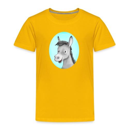Shirt mit Gespensterhörnchen - Kinder Premium T-Shirt