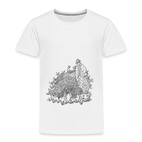 Shirt zum Ausmalen - Kinder Premium T-Shirt