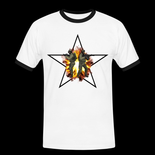 Vikings Gaming CS:GO T-Shirt - Männer Kontrast-T-Shirt
