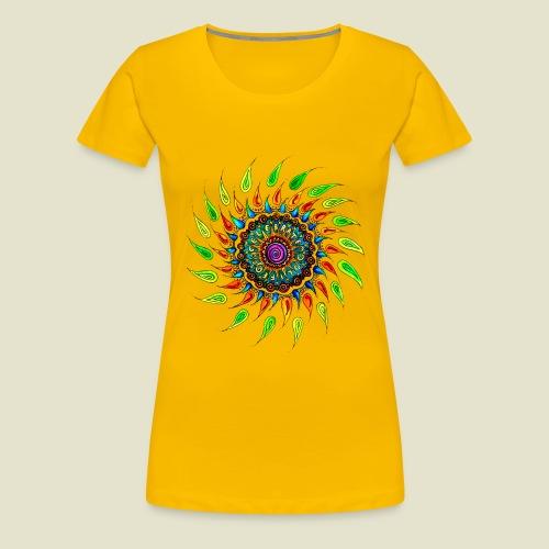 Celebrate Life Damen - Frauen Premium T-Shirt