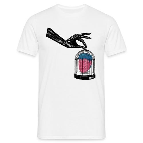 la cage souvenir. - T-shirt Homme