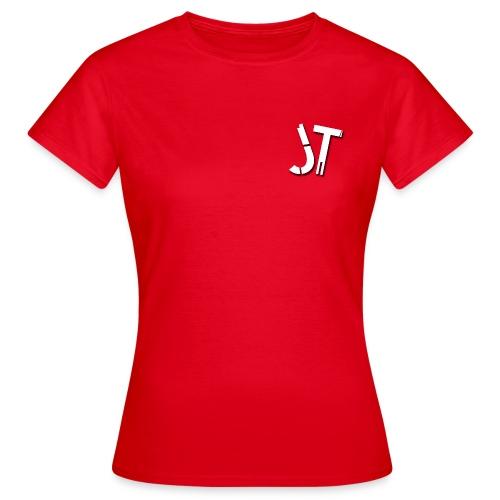 JustTom Logo Shirt (Womens) - Women's T-Shirt