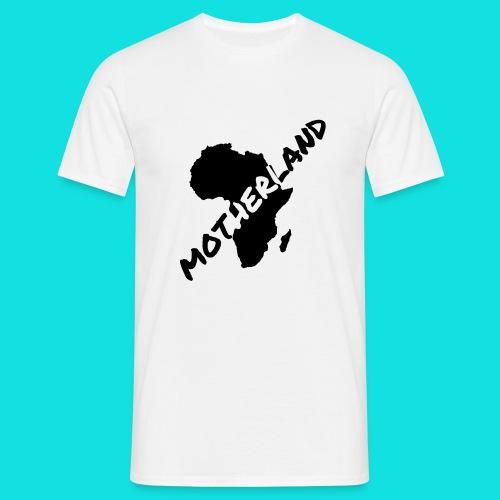 Motherland White T - Men's T-Shirt