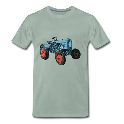 T-shirt tracteur - T-shirt Premium Homme