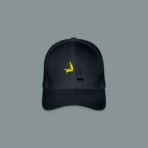 naked banana cap - Flexfit baseballcap