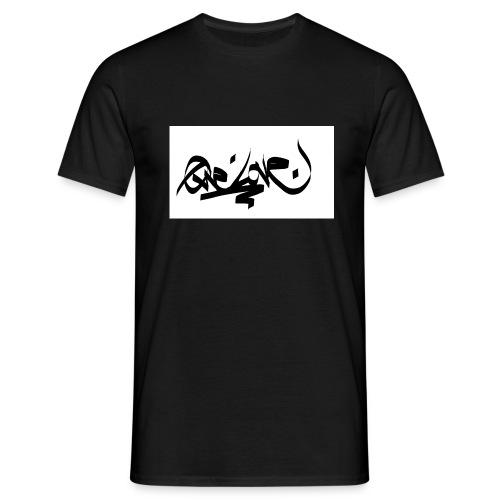 One Love Tagg - Männer T-Shirt