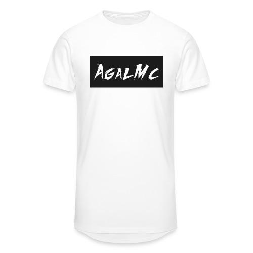 AgalMc apparel  - Men's Long Body Urban Tee