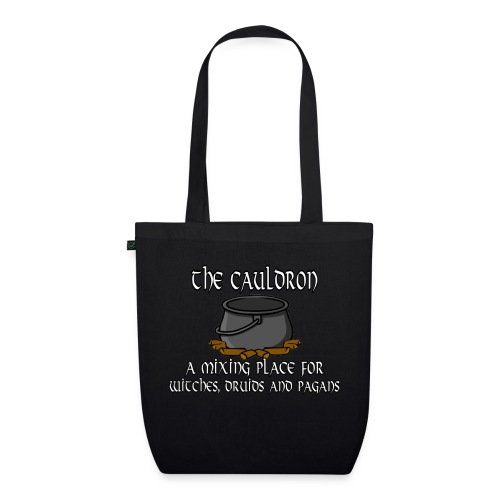 TC EarthPositive Tote Bag (Basic Cauldron Design) - EarthPositive Tote Bag