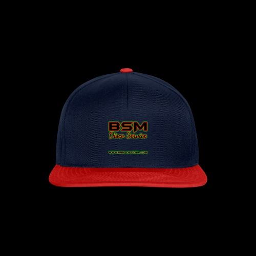 BSM Disco Service Snapback Cap - Snapback Cap