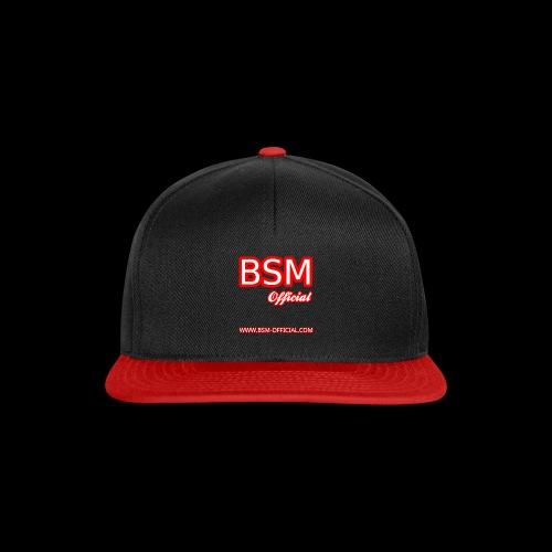 BSM (Official) Snapback Cap - Snapback Cap