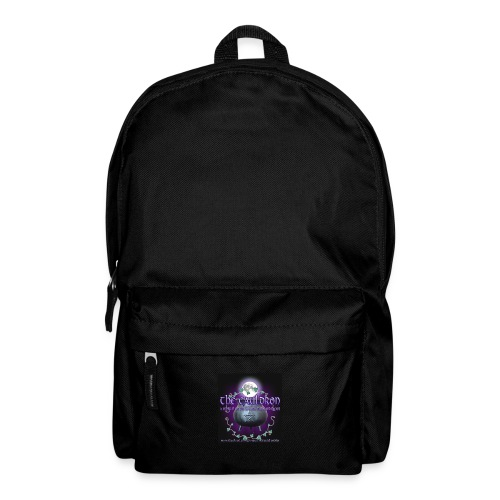 TC Backpack (Purple Cauldron Design) - Backpack