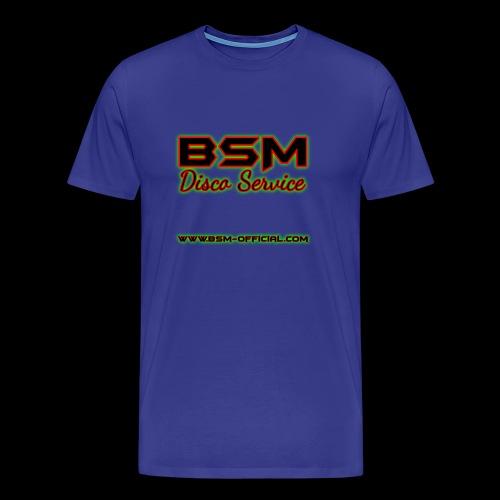 BSM Disco Service T-Shirt - Men's Premium T-Shirt