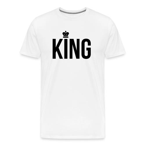 King - Shirt - Männer Premium T-Shirt