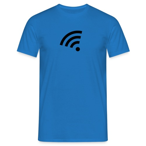 WLAN T-Shirt  - Männer T-Shirt