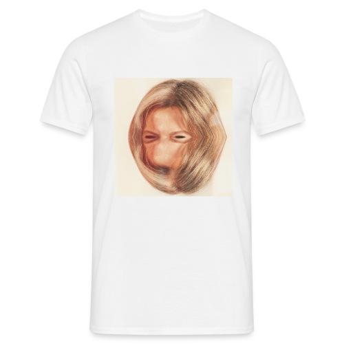 Men's T-Shirt - 1980s,80s,80s art,80s design,beach,bladerunner,deckard,eleven,fan art,john carpenter,madonna,miami vice,miani,new wave,noir,palm tree,palm trees,retro,retro design,retro wave,stranger things,synthwave,vhs,vice