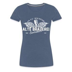 T-Shirt Frau - Frauen Premium T-Shirt