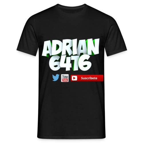 Camiseta manga corta Adrian6416 (Hombre) - Camiseta hombre