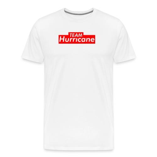 TH T-Shirt   Red - Männer Premium T-Shirt