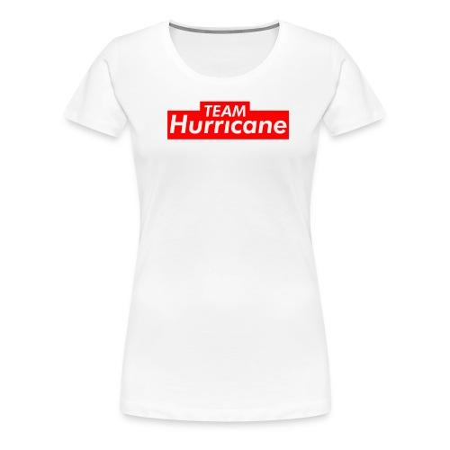 TH T-Shirt | Red | Woman - Frauen Premium T-Shirt
