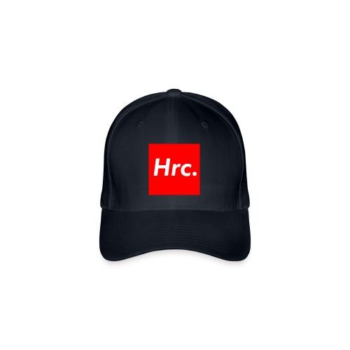 TH Standardcap | Red - Flexfit Baseballkappe