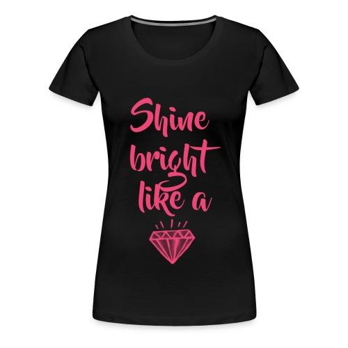SBLD BLACK - Koszulka damska Premium