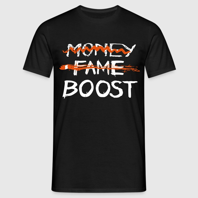 more money, more fame - Männer T-Shirt