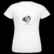 T-Shirts ~ Frauen T-Shirt ~ Damen T-Shirt Schimpansenbaby Ian