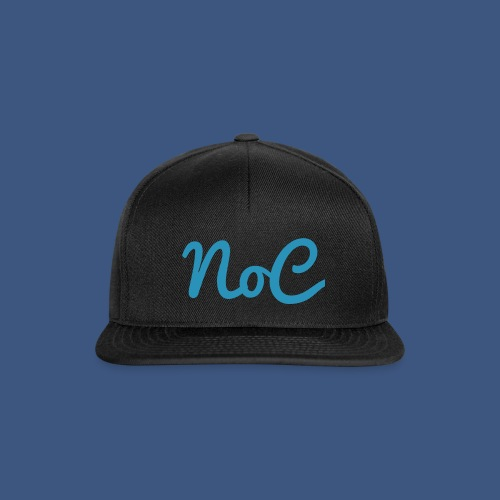 NoC All Black Snapback - Snapback Cap