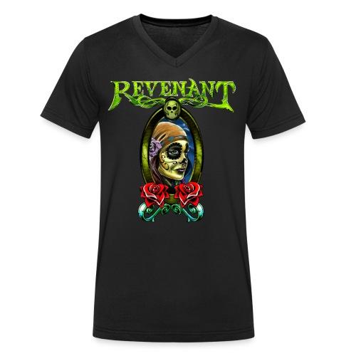 Revenant Men's V-Neck T-Shirt - Men's Organic V-Neck T-Shirt by Stanley & Stella