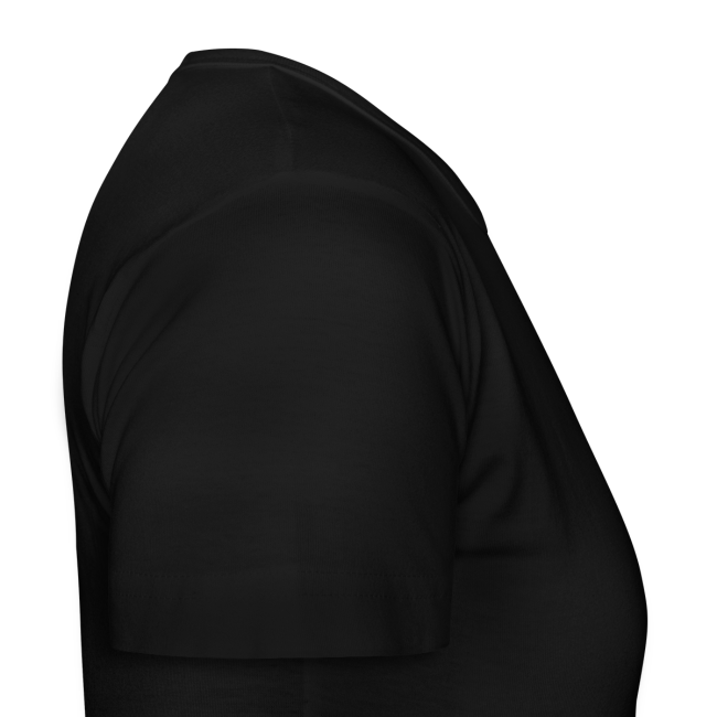 T-Shirt logo vomito bianco modello da donna