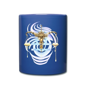 Libra Ceramics Mug - Full Colour Mug