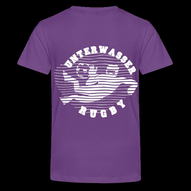 Neutrales UWR-Shirt