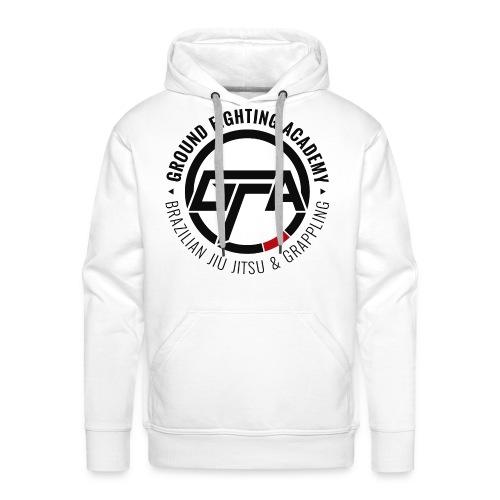 GFA heren hoodie wit - Mannen Premium hoodie