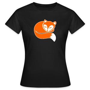 Fuchs T-Shirts - Frauen T-Shirt