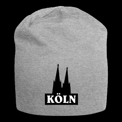 Köln Logo Mütze - Jersey-Beanie