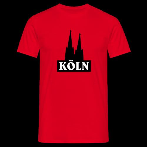 Köln Logo T-Shirt - Männer T-Shirt