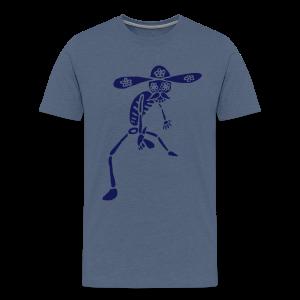 T-Shirt CALAVERA - Männer Premium T-Shirt