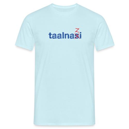Taalnasi mannen t-shirt - Mannen T-shirt