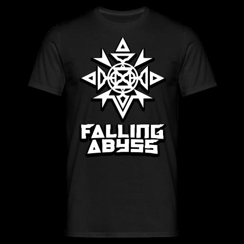 ARTIST T-Shirt Falling Abyss - Men's T-Shirt