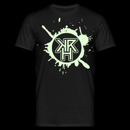 KRH T-Shirt LOGO GitD - Men's T-Shirt