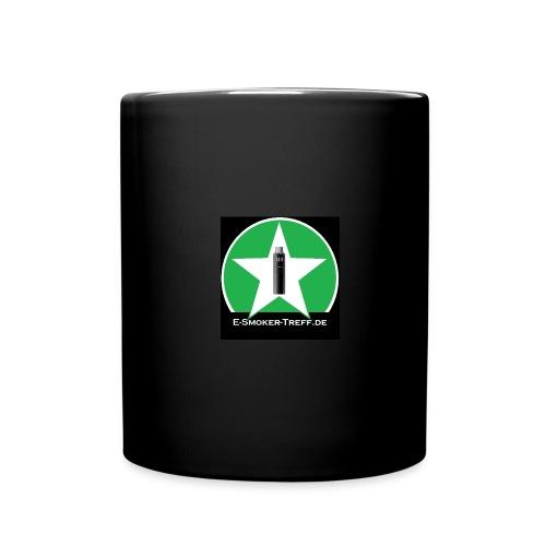 E-Smoker Tasse - Tasse einfarbig